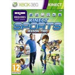 Kinect Sports Season Two  XBOX