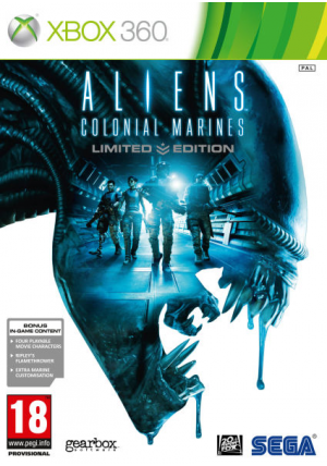 Aliens: Colonial Marines XBOX