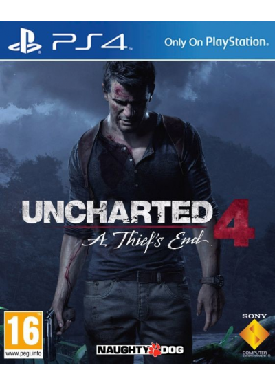 Uncharted 4: A Thiefs End PS4