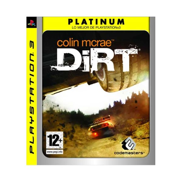 Colin McRae: DiRT PS3