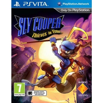 Sly Cooper: Thieves in Time PS Vita