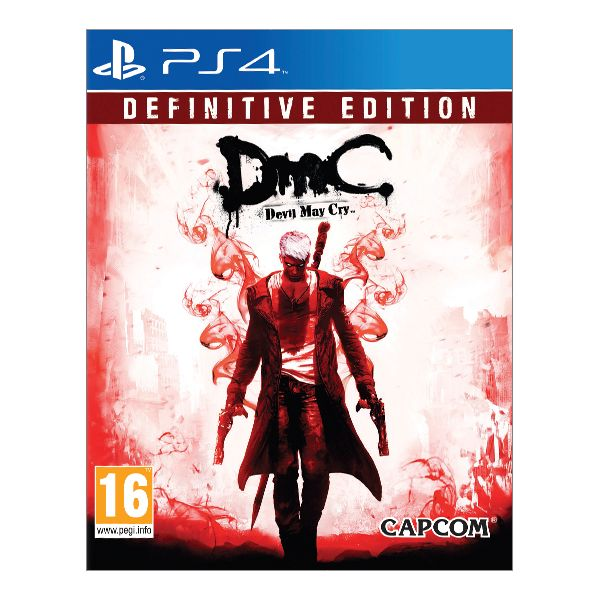 Devil May Cry (Definitive Edition) PS4