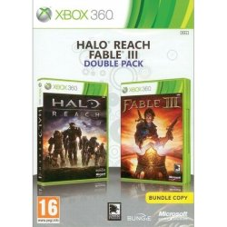 Halo: Reach + Fable 3