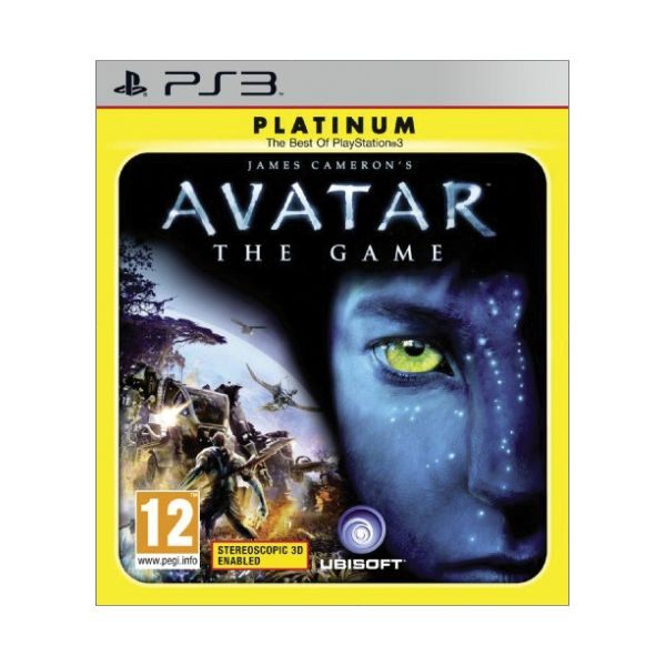 Avatar The Game - PS3
