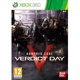 Armored Core Verdict Day XBOX