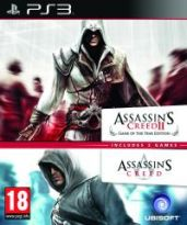 Assassins Creed 1 + 2 PS3