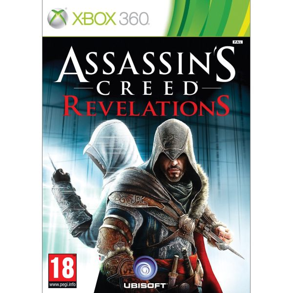 Assassins Creed: Revelations  - XBOX