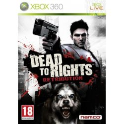 Dead to Rights Retribution  - XBOX