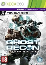 Ghost Recon Future Soldier XBOX