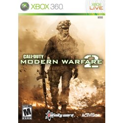 Call of Duty Modern Warfare 2 XBOX