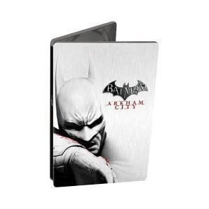 Batman Arkham City Steelbook Edition - PS3