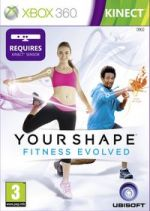 Your Shape Fitness Evolved XBOX
