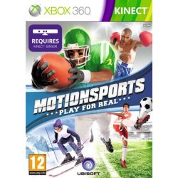 MotionSports Play for Real XBOX