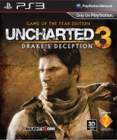 Uncharted 3: Drakes Deception (GOTY) - PS3