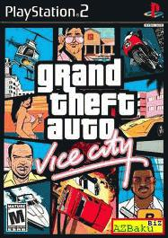 GTA Vice City PS2
