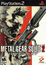 Metal Gear Solid 2: Sons of Liberty  - PS2