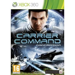 Carrier Command Gaea Mission  - XBOX