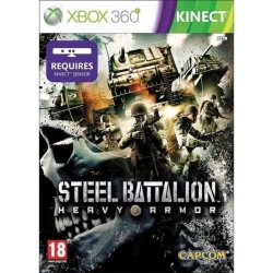 Steel Battalion Heavy Armor  - XBOX