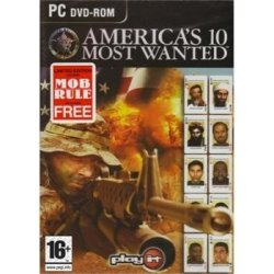 Americas 10 Most Wanted PS2
