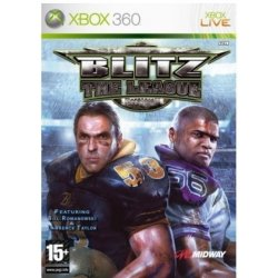 Blitz: The League XBOX