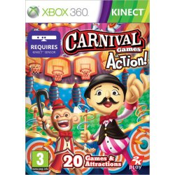 Carnival Games In Action XBOX