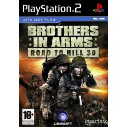 Brothers in Arms Road to Hill 30 PS2