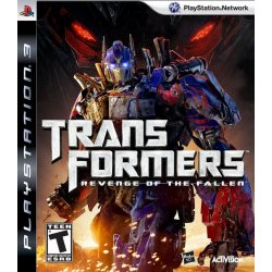 Transformers Revenge of the Fallen - PS3