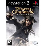 Pirates Of The Caribbean: At Worlds End PS2