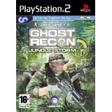Ghost Recon Jungle Storm PS2