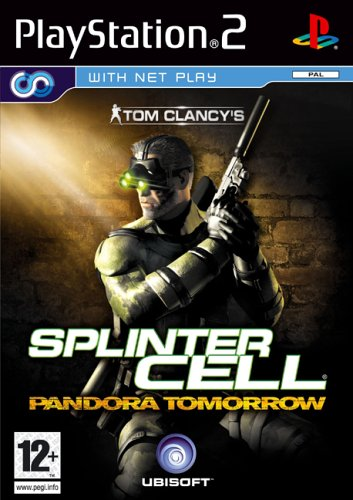 Splinter Cell: Pandora Tomorrow  - PS2