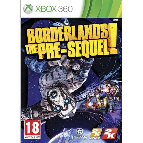 Borderlands: The Pre-Sequel! XBOX