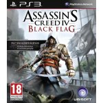 Assassins Creed 4 Black Flag - PS3