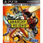 Anarchy Reigns (Limited Edition) - PS3