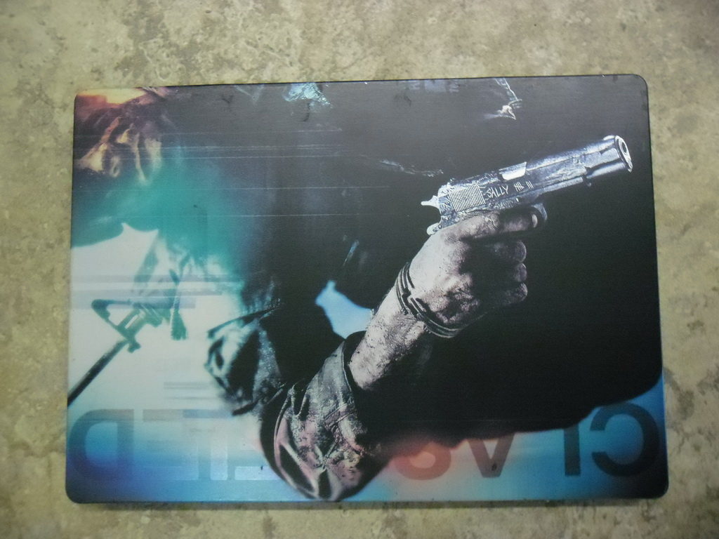 Call of Duty Black Ops+Steelbook - XBOX