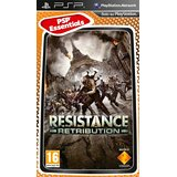 Resistance: Retribution PSP