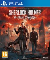 Sherlock Holmes: The Devils Daughter PS4