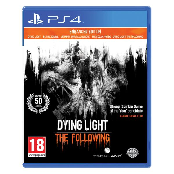 Dying Light (Enhanced Edition) PS4