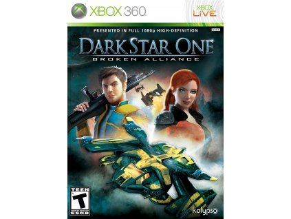 Darkstar One: Broken Alliance XBOX
