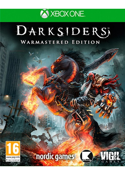 Darksiders (Warmastered Edition) XBOX ONE