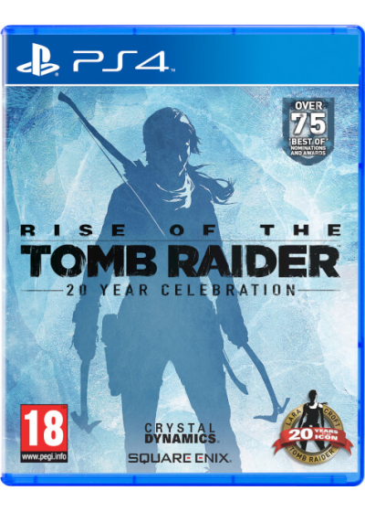 Rise of the Tomb Raider (20 Year Celebration Edition) PS4