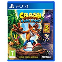Crash Bandicoot N.Sane Trilogy PS4