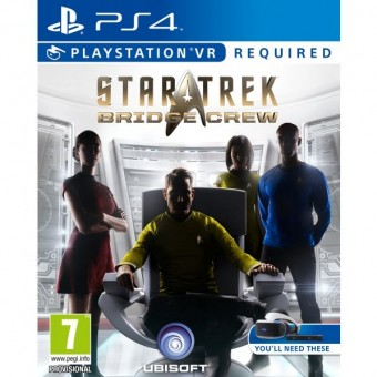 Star Trek: Bridge Crew PS4