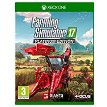 Farming Simulator 17 (Platinum) XBOX ONE