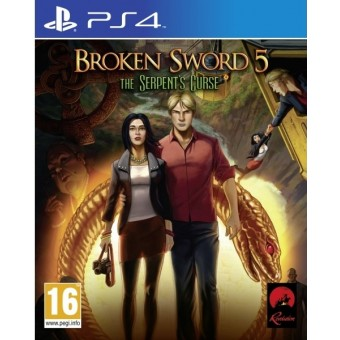 Broken Sword 5: The Serpents Curse PS4