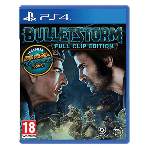 Bulletstorm (Full Clip Edition) PS4