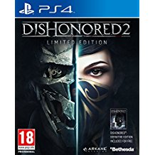 Dishonored 2 (Limited Edition) PS4