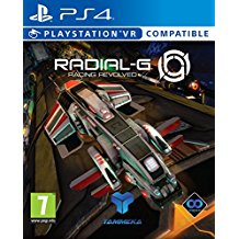 Radial-G Racing Revolved PS4