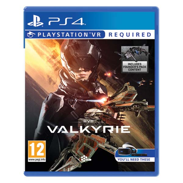 Eve: Valkyrie PS4
