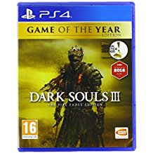 Dark Souls 3: The Fire Fades PS4