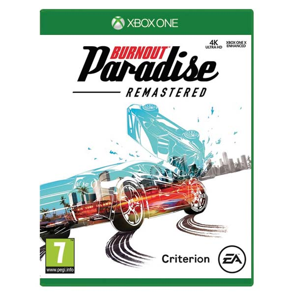 Burnout Paradise HD XBOX ONE